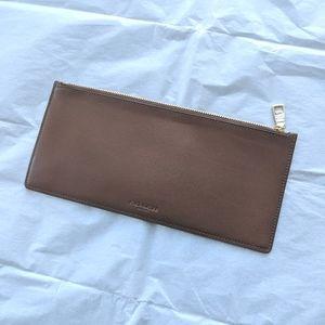 Coach Slim Zipper Long Wallet